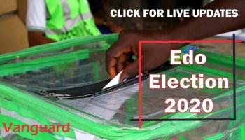 Edo election 2020 live update