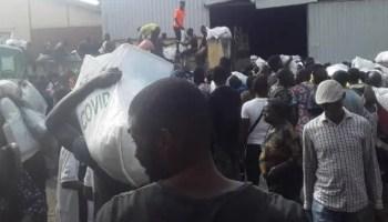 Ekiti State raises alarm over looting of poisonous food items