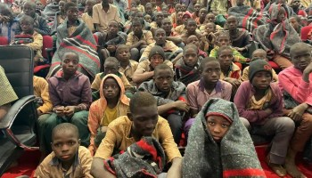 Nigerian school boys