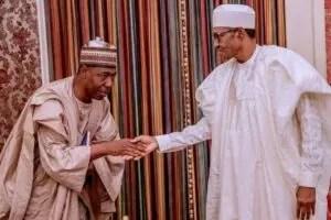 Zulum and Buhari