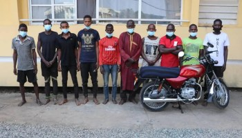 FCT police operatives swoop on kidnappers hideouts, arrest 11 kidnappers