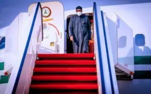 Flag Off: $1.5bn Lagos-Ibadan Rail Line will create wealth, business opportunities— Buhari
