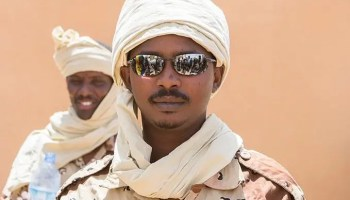 Africans kick against naming of late Idriss Deby's son as interim president of Chad