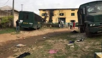 Correctional Service in Imo confirm attack on facility