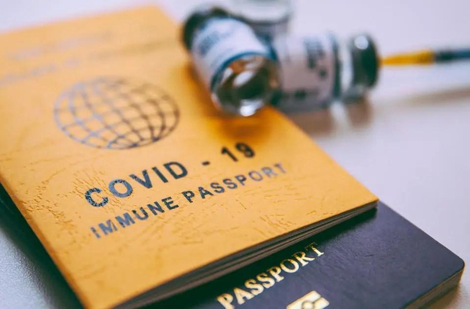 EU COVID-19 passport scheme set to take effect on July 1