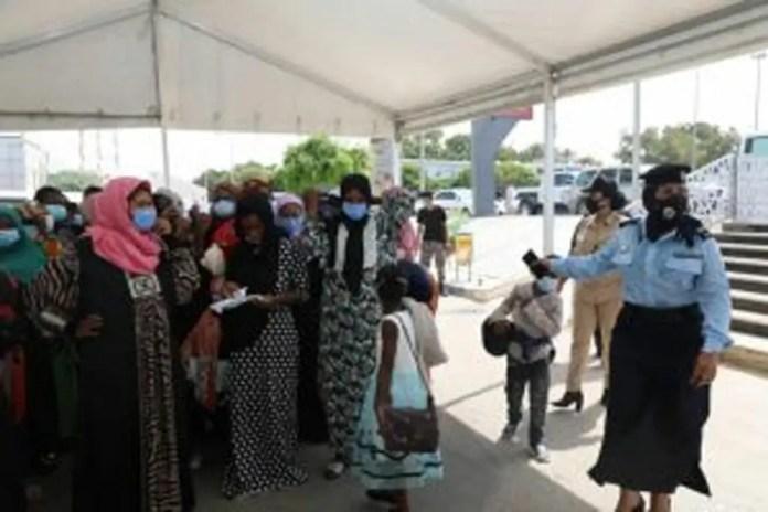 Nigerian mission Libya
