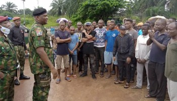 Soldiers kill 3 in Imo over enforcement of IPOB's sit-at home order