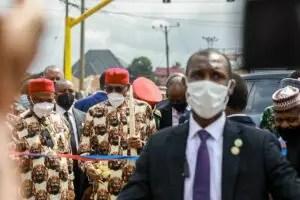 Buhari in Imo