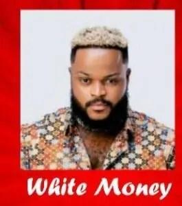 White Money wins BBNaija Season 6