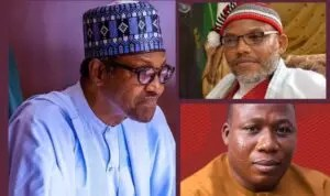 Name, prosecute lawmaker identified as secessionists' sponsor, Reps challenge Buhari
