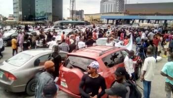 ENDSARS: Crackdown, as protests rock Lagos, Abuja, Enugu, Ilorin