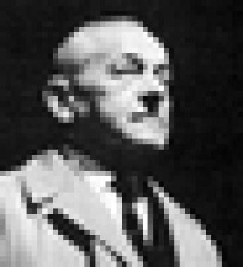 Польский еврей Леопольд Треппер – коммунист, один из руководителей советской резидентуры в оккупированной Европе во время Великой Отечественной войны