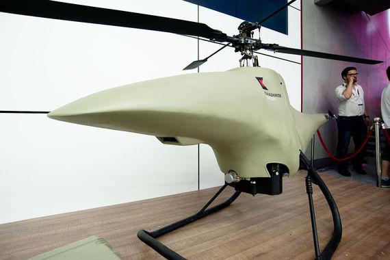 Беспилотный летательный аппарат, разработанный концерном «Калашников»