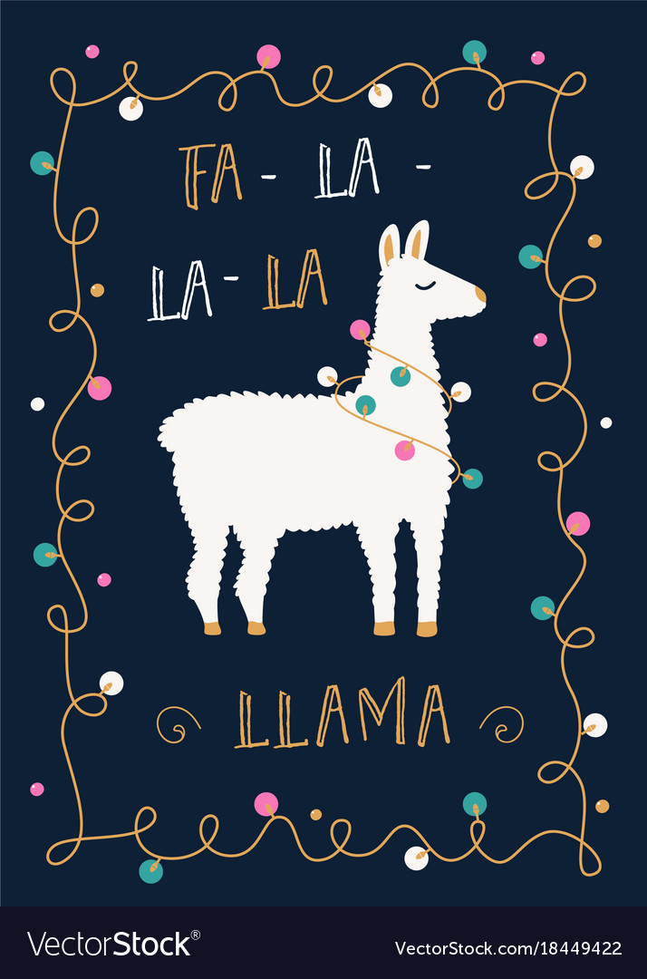 llamas are the unlikely decorating hero for christmas this year 2