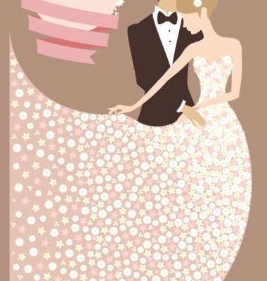 Wedding Invitation Wording Bride And Groom Host Modern