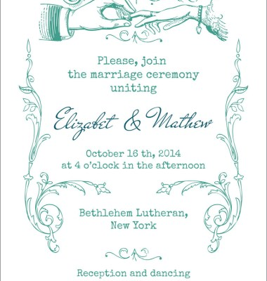 Wedding Invitation Card Templates To Free
