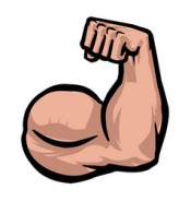 Image result for strong biceps