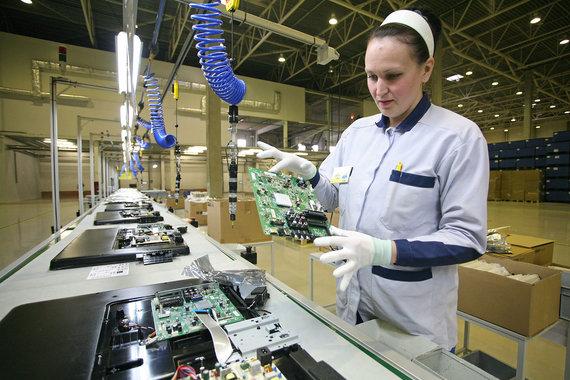 Российские компании переносят сборку в Россию