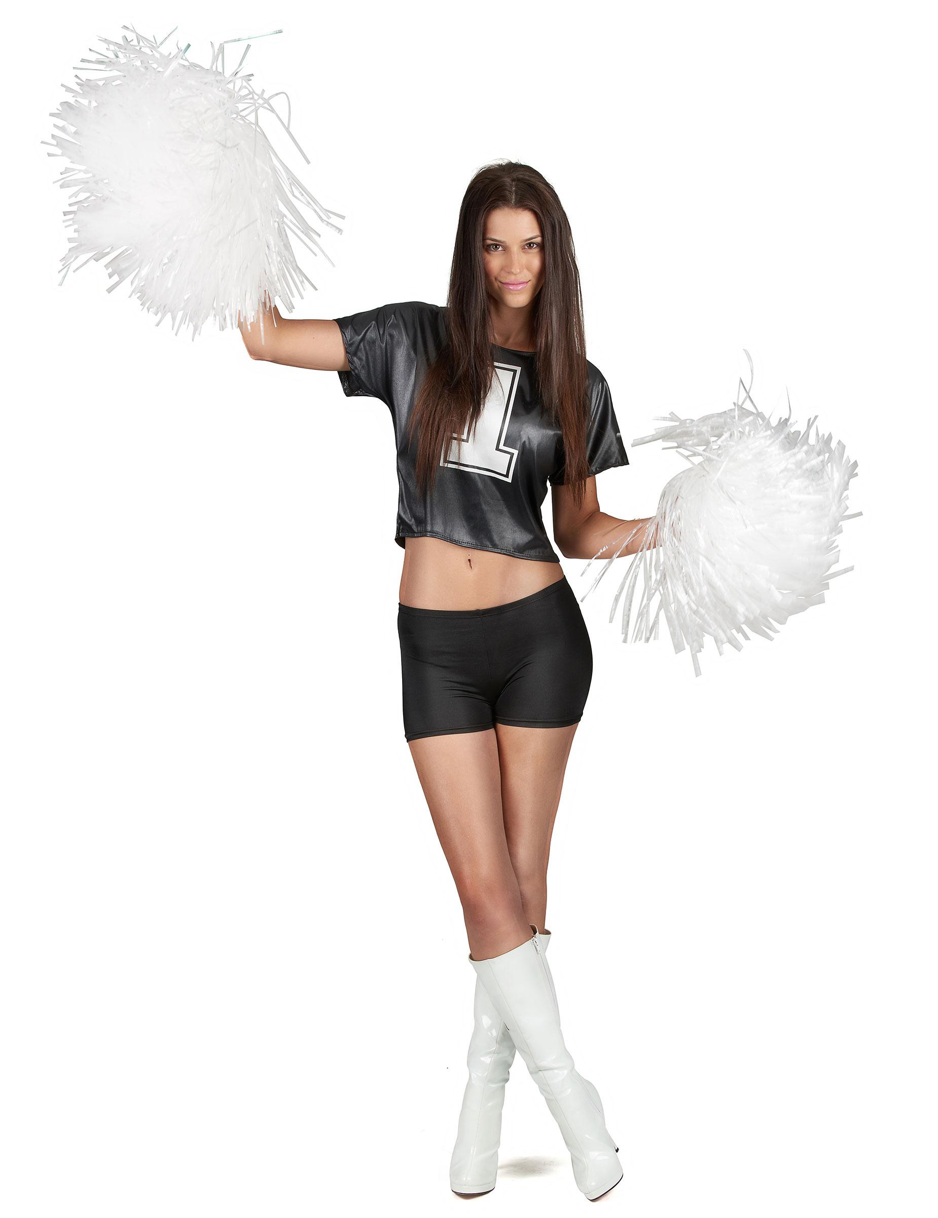 T Shirt Cheerleader Fr Frauen Kostme Fr Erwachseneund