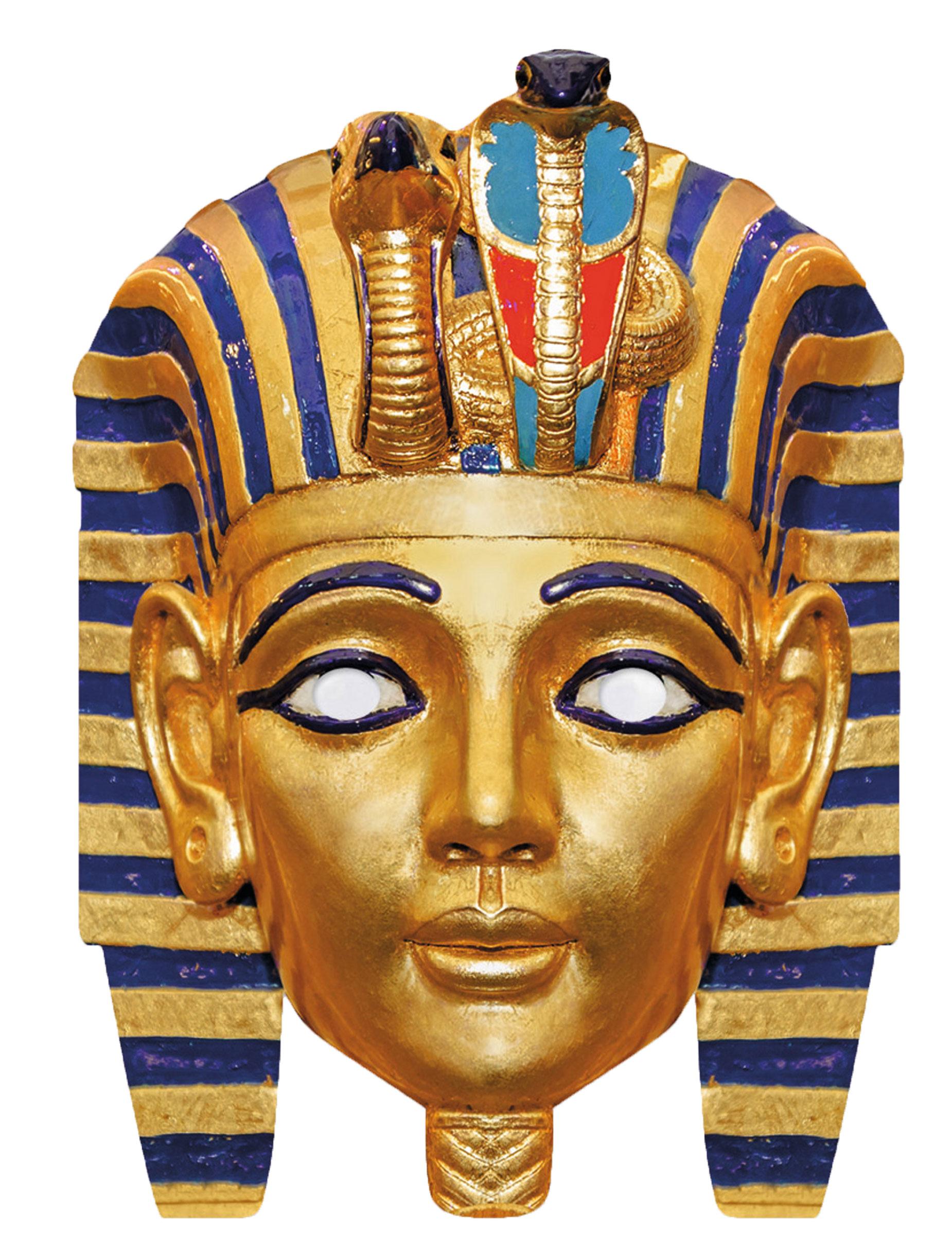 Pharao Maske Maskenund Gnstige Faschingskostme Vegaoo