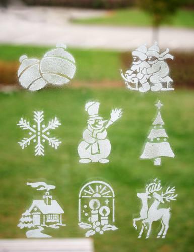 E' arrivato il freddo e le feste natalizie si avvicinano…è arrivato il momento per decorare finestre e vetrate! Spray Neve Fosforescente Con 8 Mascherine Tema Natalizio Su Vegaooparty Negozio Di Articoli Per Feste