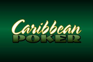 Caribbean poker mobile