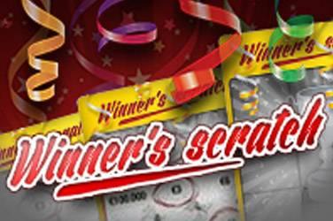 Winners scratch