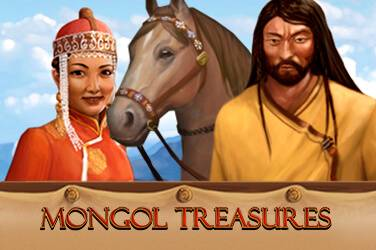 Mongol treasure