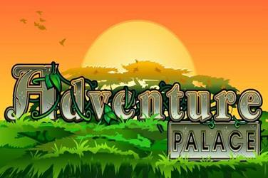 Adventure palace cover