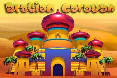 Arabian caravan cover