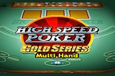 High speed poker cover