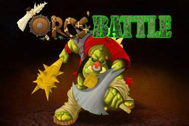 Orcs battle