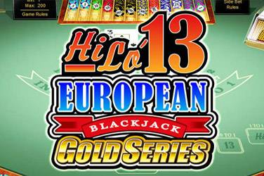 Premier Blackjack Hi-Lo Gold