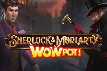 Sherlock and moriarty wowpot