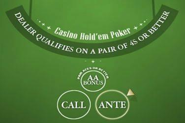 Casino hold em