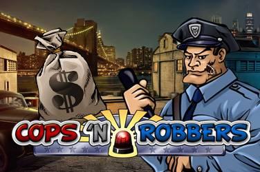 Cops n robbers cover