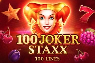 100 joker staxx: 100 lines