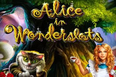 Alice in wonderslots cover