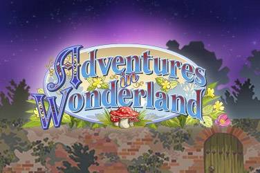 Adventures in wonderland deluxe cover