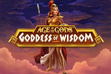 Age of the gods: goddess of wisdom cover