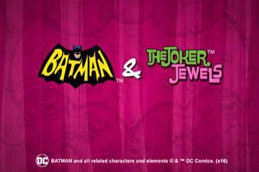 Machine à sous Batman and the joker jewels