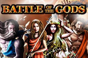 Battle of the gods cover