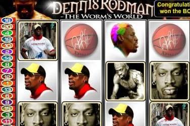 Dennis rodman slots