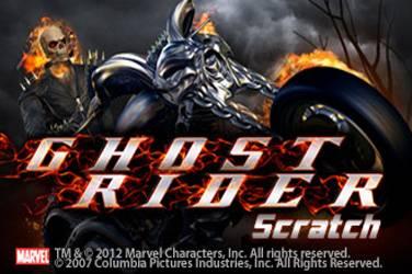 Ghost rider scratch