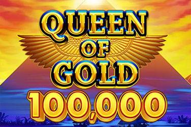 Queen of gold scratchcard
