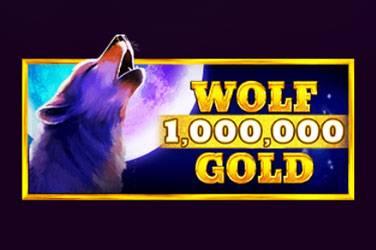 Wolf gold scratchcard