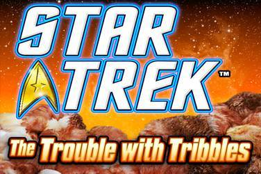 Star trek trouble with tribbles