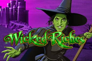 The wizard of oz wicked riches