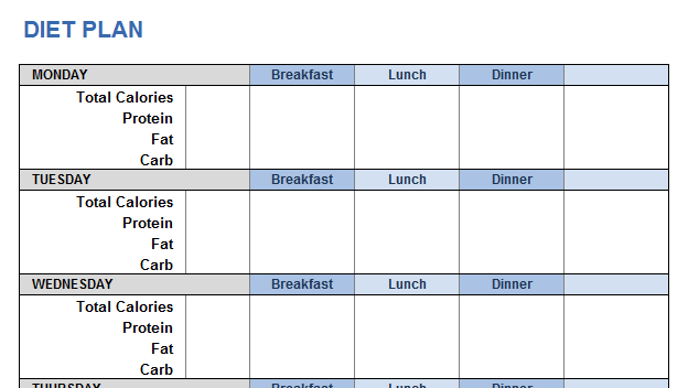 Calendars serve as an essential tool when you need to stay organized. Weight Training Plan Template For Excel