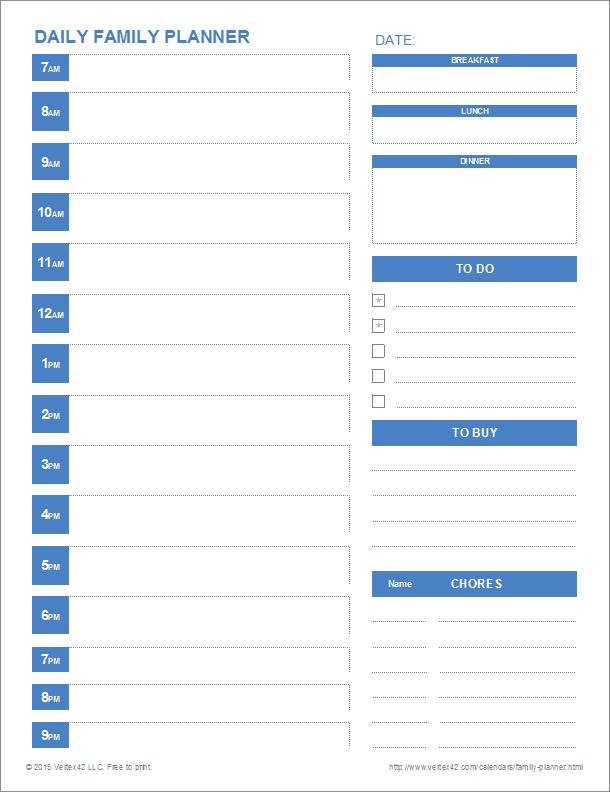 hourly behavior chart templates
